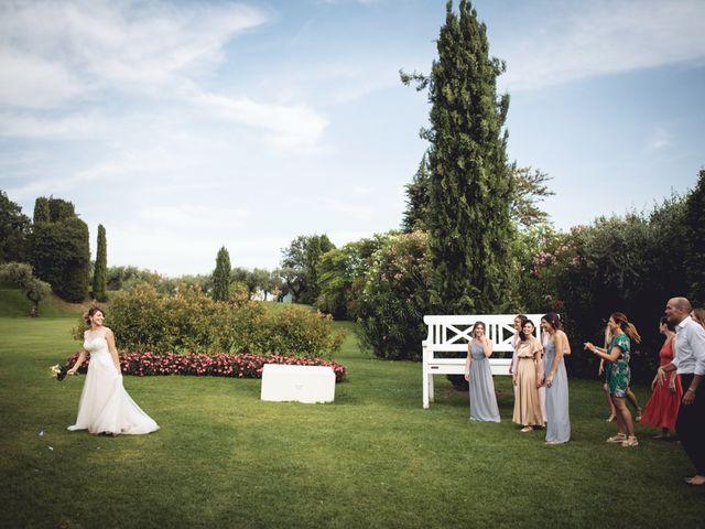 Il matrimonio di Andrea e Giulia a Pescantina, Verona 75