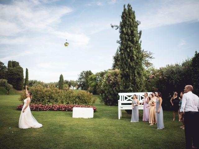 Il matrimonio di Andrea e Giulia a Pescantina, Verona 76