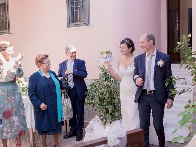 Il matrimonio di Francesco e Linda a Monza, Monza e Brianza 9