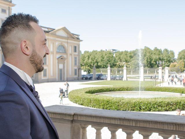 Il matrimonio di Francesco e Linda a Monza, Monza e Brianza 7