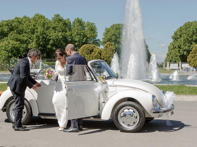 Il matrimonio di Francesco e Linda a Monza, Monza e Brianza 5