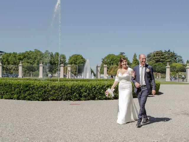 Il matrimonio di Francesco e Linda a Monza, Monza e Brianza 12