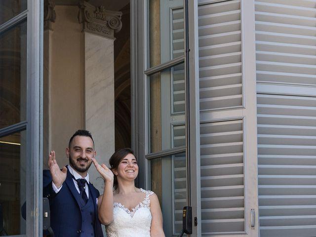 Il matrimonio di Francesco e Linda a Monza, Monza e Brianza 11