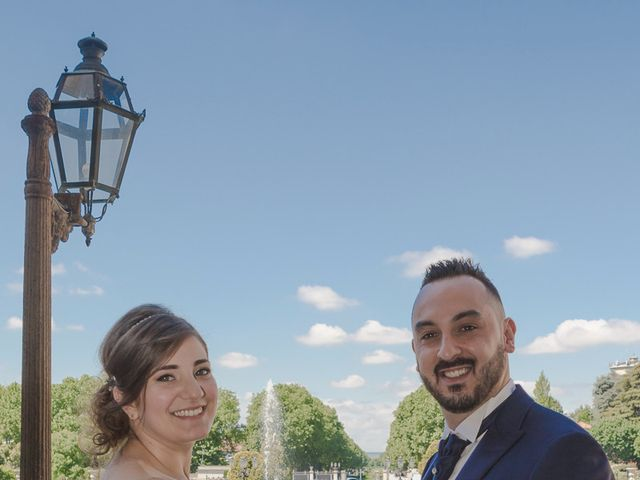 Il matrimonio di Francesco e Linda a Monza, Monza e Brianza 20