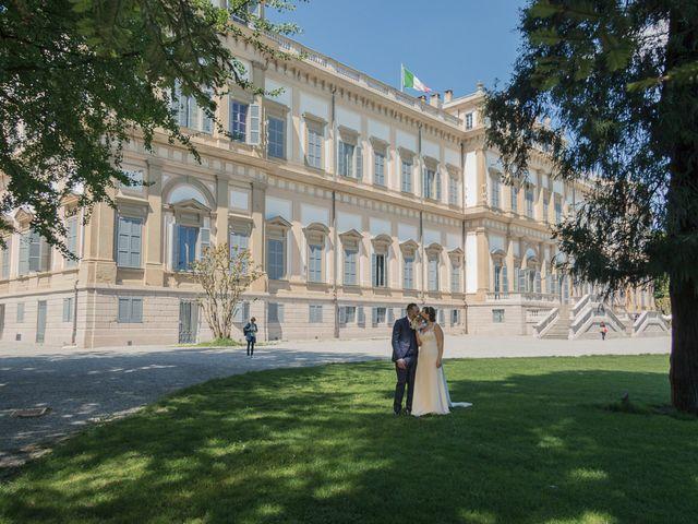 Il matrimonio di Francesco e Linda a Monza, Monza e Brianza 2