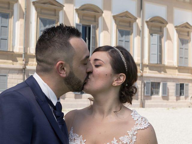 Il matrimonio di Francesco e Linda a Monza, Monza e Brianza 15