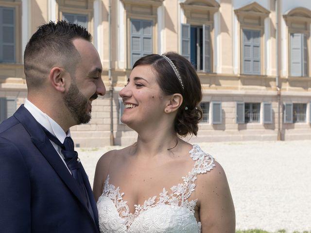 Il matrimonio di Francesco e Linda a Monza, Monza e Brianza 14