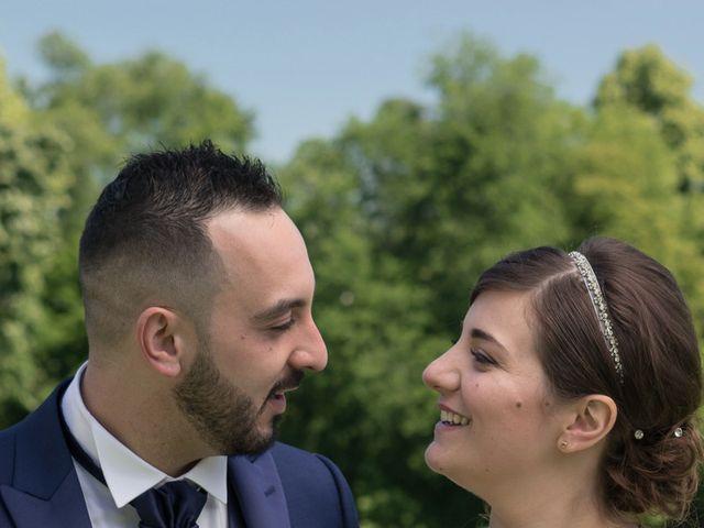 Il matrimonio di Francesco e Linda a Monza, Monza e Brianza 13