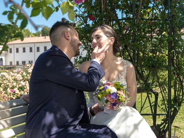 Il matrimonio di Francesco e Linda a Monza, Monza e Brianza 35