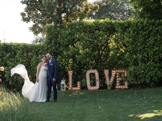 Il matrimonio di Francesco e Linda a Monza, Monza e Brianza 27