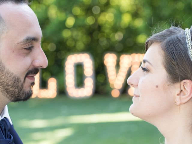 Il matrimonio di Francesco e Linda a Monza, Monza e Brianza 25