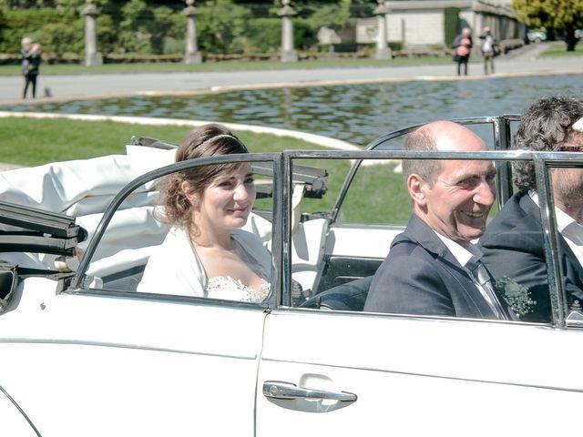 Il matrimonio di Francesco e Linda a Monza, Monza e Brianza 43