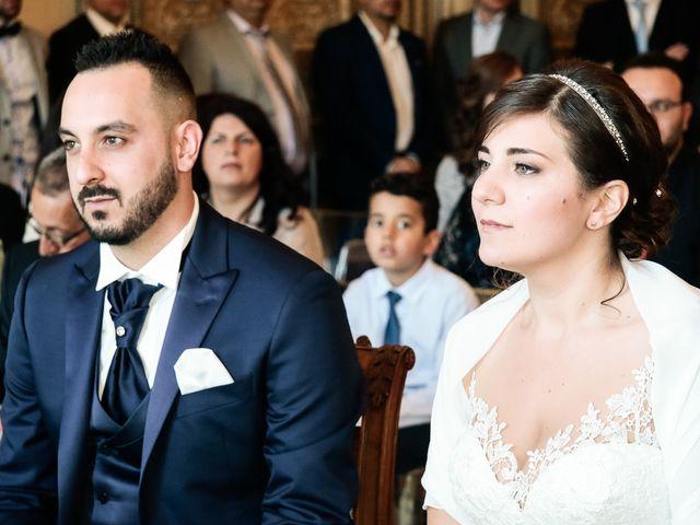 Il matrimonio di Francesco e Linda a Monza, Monza e Brianza 42