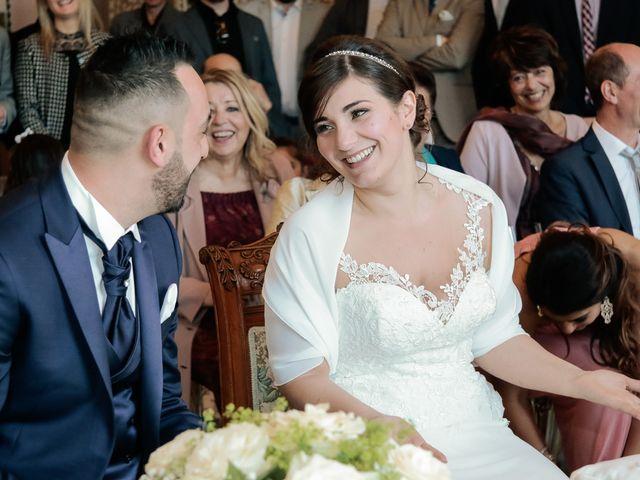Il matrimonio di Francesco e Linda a Monza, Monza e Brianza 41