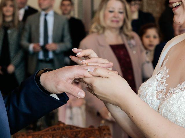 Il matrimonio di Francesco e Linda a Monza, Monza e Brianza 40