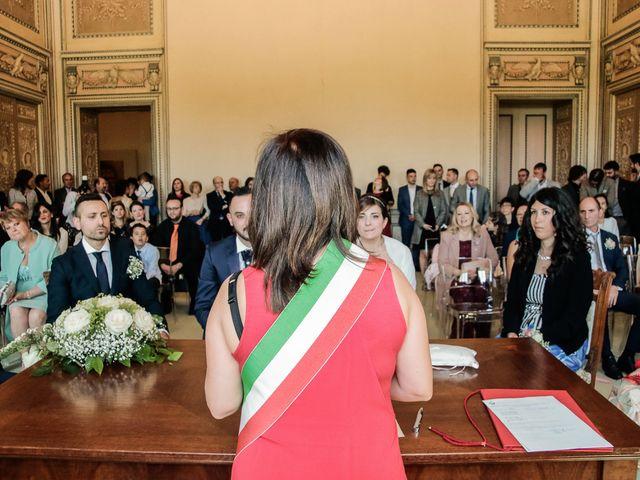 Il matrimonio di Francesco e Linda a Monza, Monza e Brianza 38