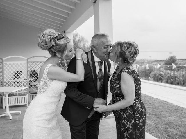 Il matrimonio di Giuseppe e Sefora a Caltanissetta, Caltanissetta 4