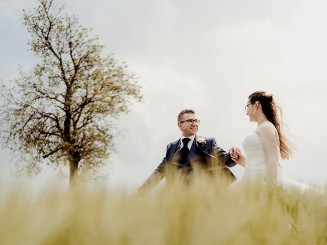 le nozze di Marilù e Claudio