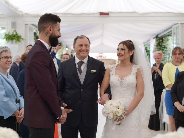 Il matrimonio di Michelangelo e Cinzia a Mola di Bari, Bari 21