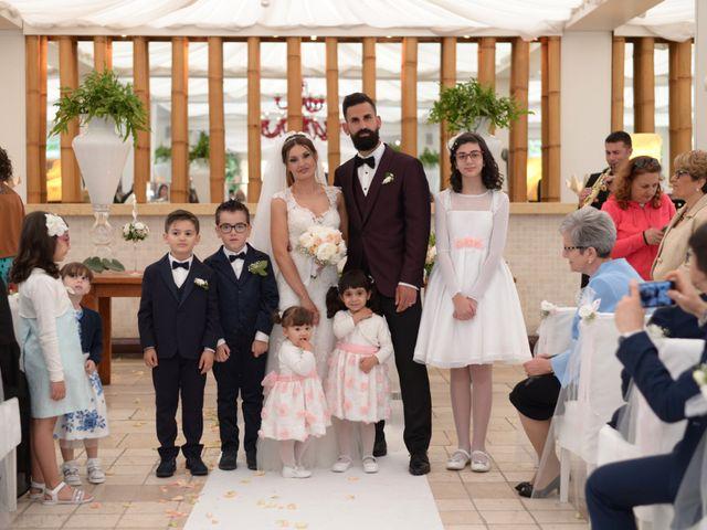 Il matrimonio di Michelangelo e Cinzia a Mola di Bari, Bari 33