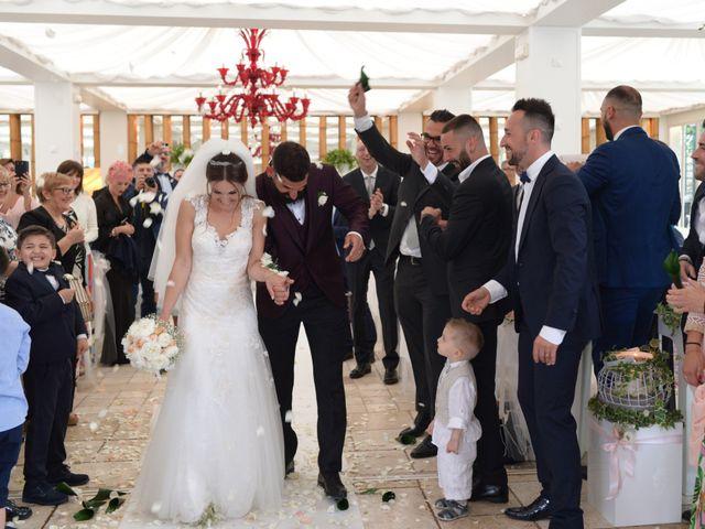Il matrimonio di Michelangelo e Cinzia a Mola di Bari, Bari 35