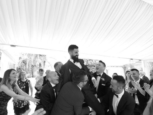 Il matrimonio di Michelangelo e Cinzia a Mola di Bari, Bari 41
