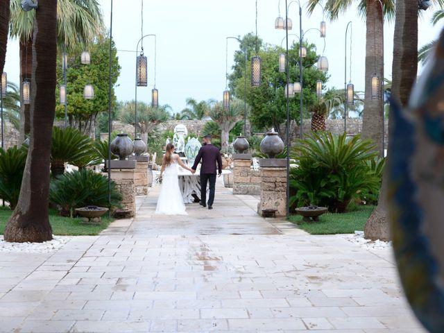Il matrimonio di Michelangelo e Cinzia a Mola di Bari, Bari 50