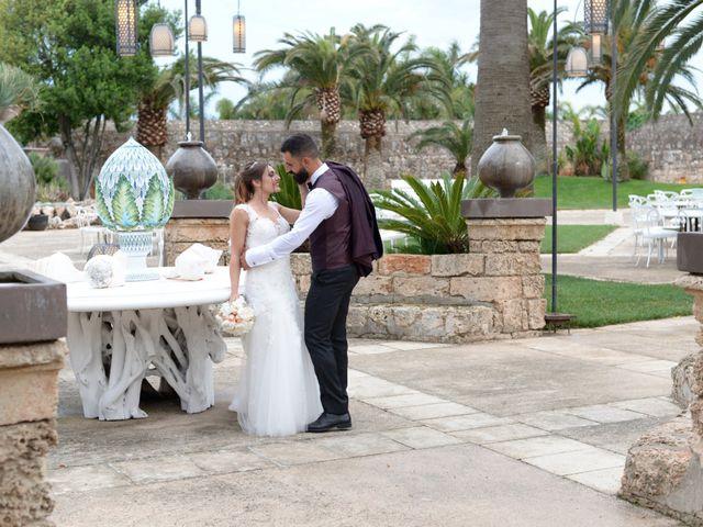 Il matrimonio di Michelangelo e Cinzia a Mola di Bari, Bari 52