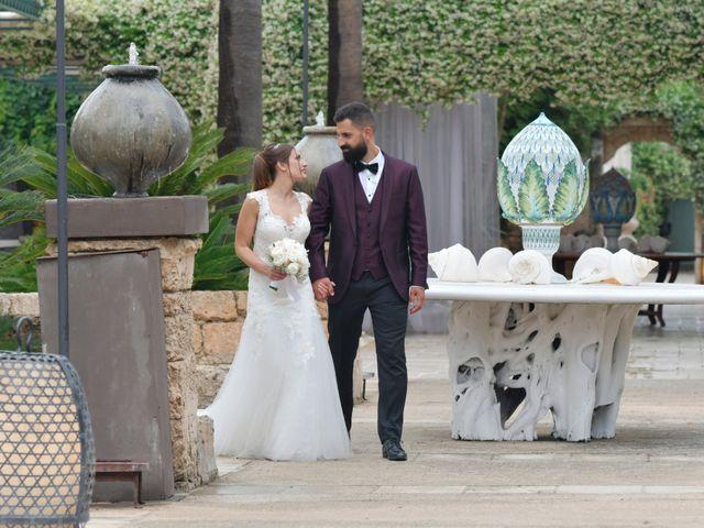 Il matrimonio di Michelangelo e Cinzia a Mola di Bari, Bari 54