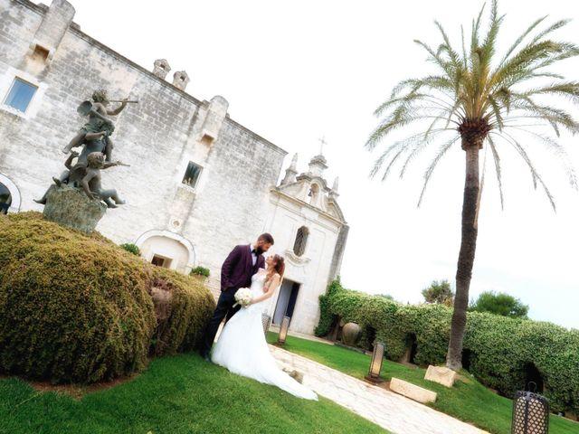 Il matrimonio di Michelangelo e Cinzia a Mola di Bari, Bari 66