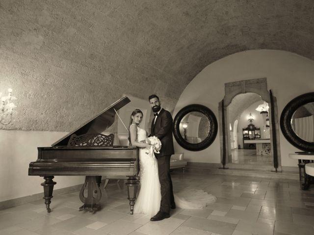Il matrimonio di Michelangelo e Cinzia a Mola di Bari, Bari 67