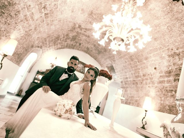 Il matrimonio di Michelangelo e Cinzia a Mola di Bari, Bari 69