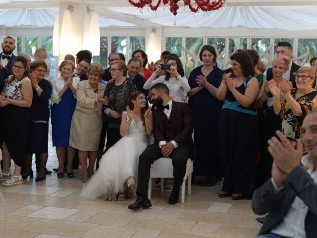 Il matrimonio di Michelangelo e Cinzia a Mola di Bari, Bari 71