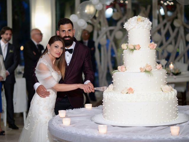 Il matrimonio di Michelangelo e Cinzia a Mola di Bari, Bari 77