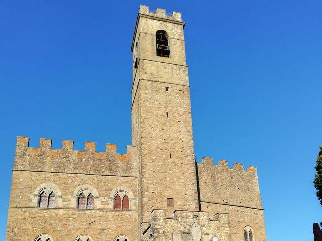 Il matrimonio di Chiara e Andrea a Poppi, Arezzo 6