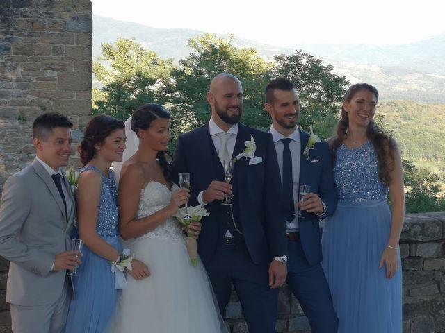 Il matrimonio di Chiara e Andrea a Poppi, Arezzo 2