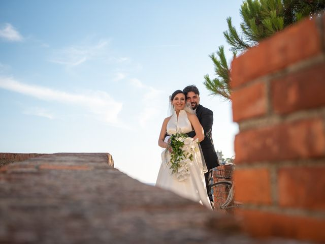 Le nozze di Viviana e Costantinos