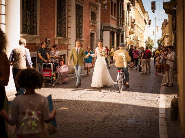 Il matrimonio di Alberto e Rachele a Pesaro, Pesaro - Urbino 10