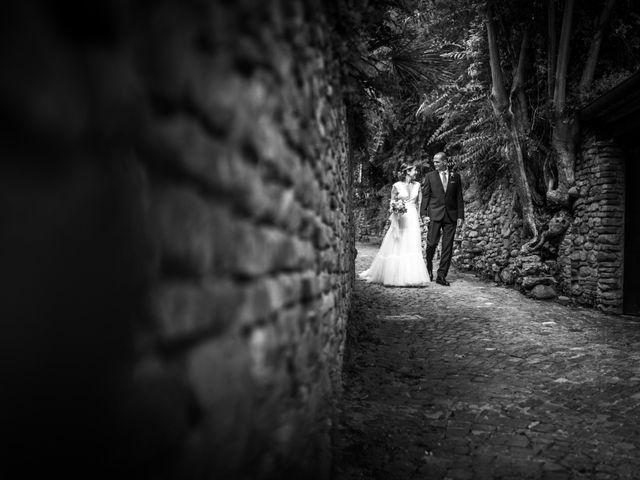 Le nozze di Rachele e Alberto