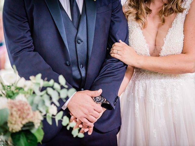 Il matrimonio di Giacomo e Chiara a Scanzorosciate, Bergamo 25