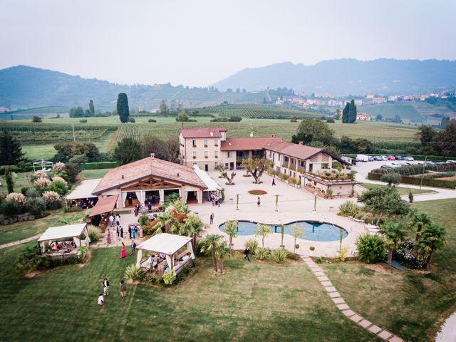 Il matrimonio di Giacomo e Chiara a Scanzorosciate, Bergamo 34