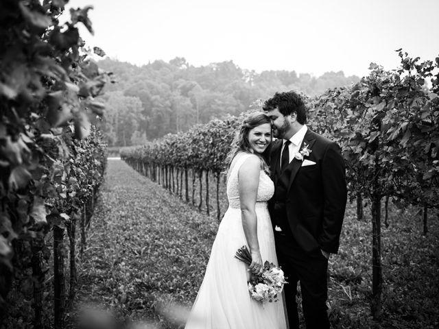 Il matrimonio di Giacomo e Chiara a Scanzorosciate, Bergamo 36