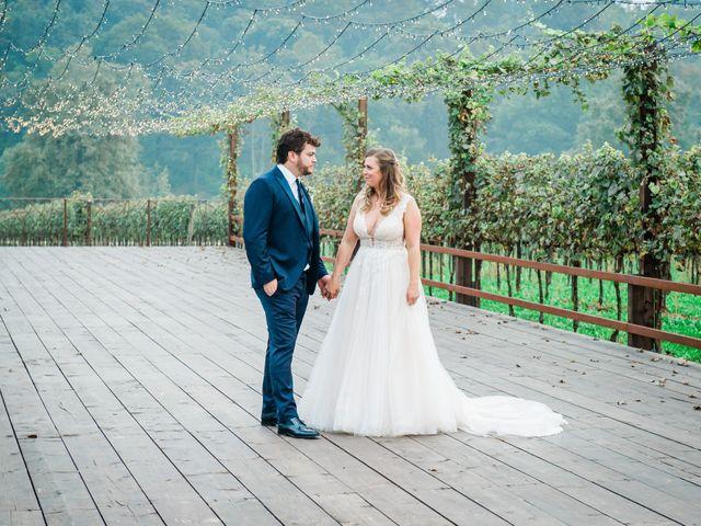 Il matrimonio di Giacomo e Chiara a Scanzorosciate, Bergamo 44