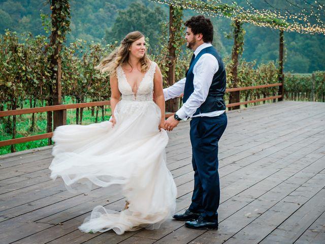 Il matrimonio di Giacomo e Chiara a Scanzorosciate, Bergamo 46