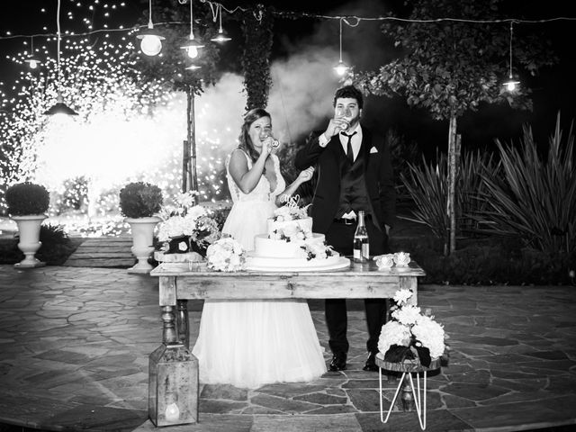 Il matrimonio di Giacomo e Chiara a Scanzorosciate, Bergamo 54