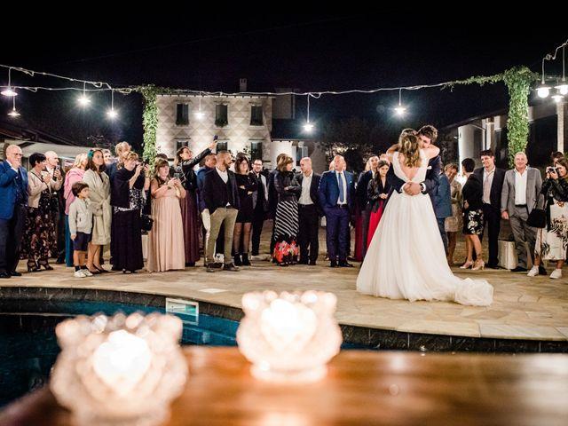 Il matrimonio di Giacomo e Chiara a Scanzorosciate, Bergamo 55