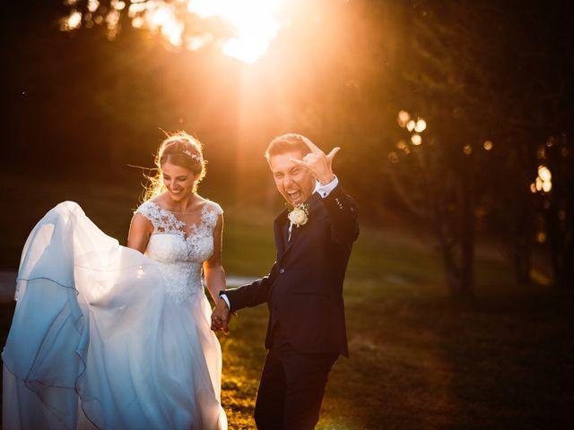 Le nozze di Melissa e Mario