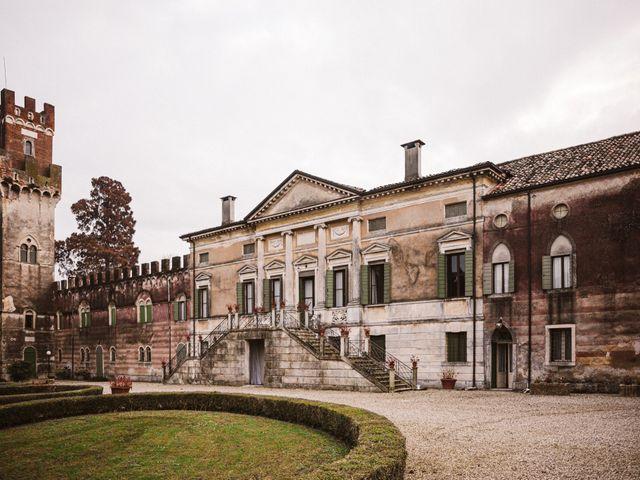 Il matrimonio di Simone e Maria Vittoria a San Bonifacio, Verona 1