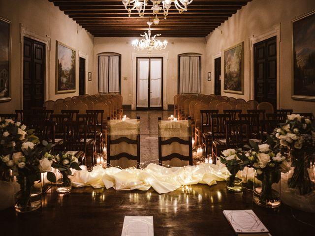 Il matrimonio di Simone e Maria Vittoria a San Bonifacio, Verona 20