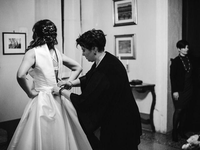 Il matrimonio di Simone e Maria Vittoria a San Bonifacio, Verona 41